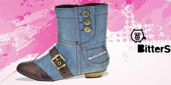 Dámská obuv Bitter Sweet - originální a ženská