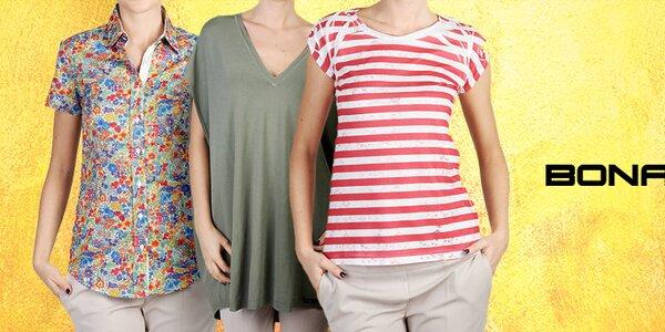 Bonavita - italská volnočasová móda pro dámy