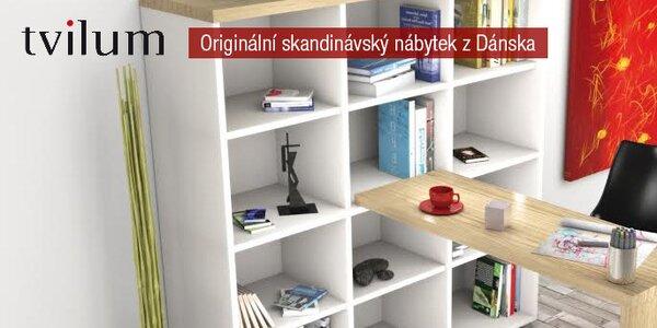 Dánský nábytek Tvilum Function Plus