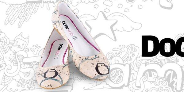 Veselé, hravé a neotřelé dámské boty Dogo