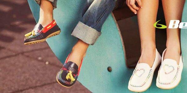 Beppi - pohodlné boty pro dětské nožky