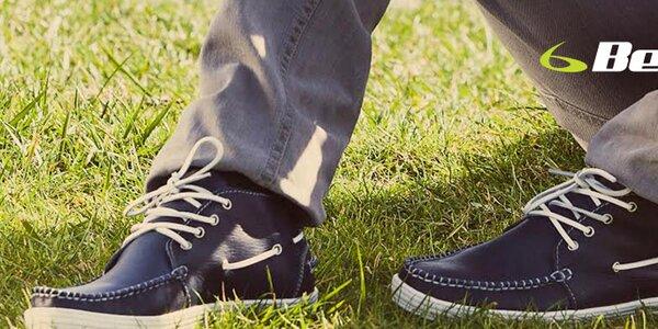 Pohodlí a styl v pánských botách Beppi