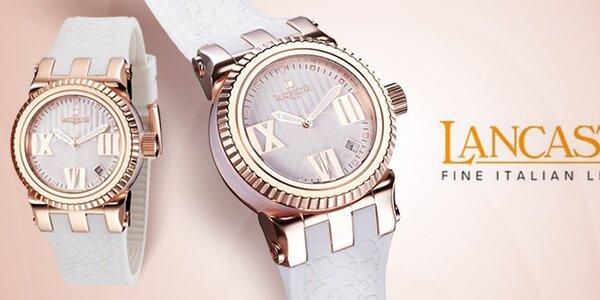 Luxusní dámské náramkové hodinky Lancaster