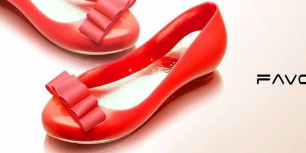 Favolla - veselé barevné balerínky a kotníkové botky do každého počasí