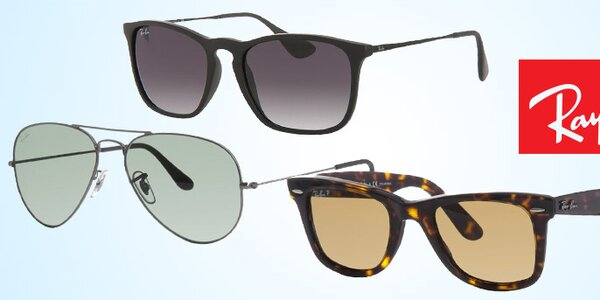 Sviť, sluníčko, sviť - nadčasové sluneční brýle Ray-Ban