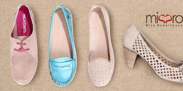 Miss Roberta - dámské botičky z Itálie