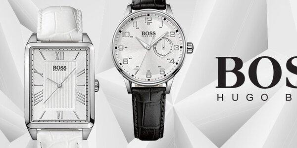 Luxusní dámské hodinky Hugo Boss