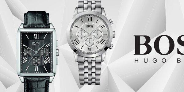 Luxusní pánské hodinky Hugo Boss