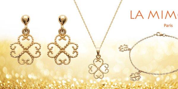 Módní i klasické dámské šperky La Mimossa