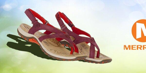 Originální dámské tenisky a letní obuv Merrell