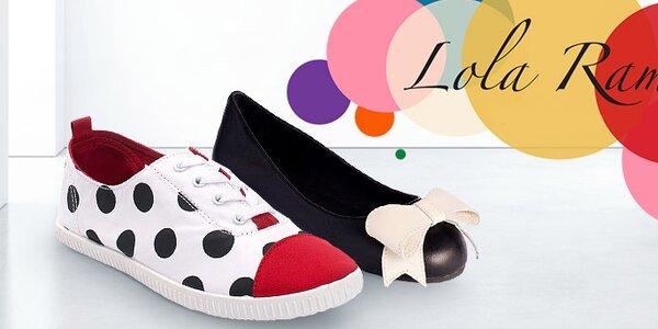 Extravagantní dámská obuv Lola Ramona