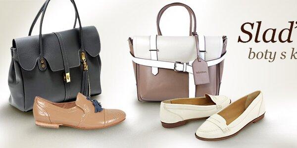 Dámské kabelky a boty skladem již od 299,-