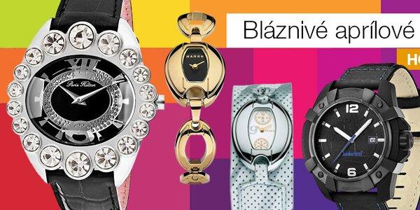 Jarní výprodej - hodinky
