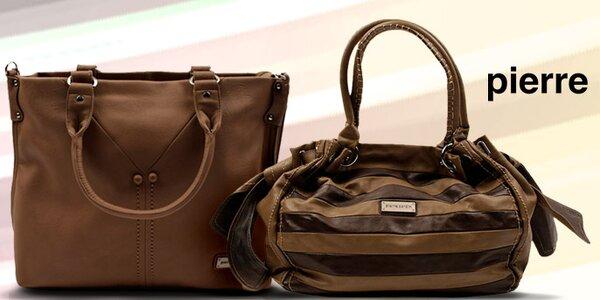 Originální dámské kabelky Pierre Cardin