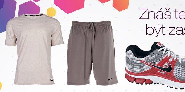 Pánské oblečení a boty pro fitness a sport