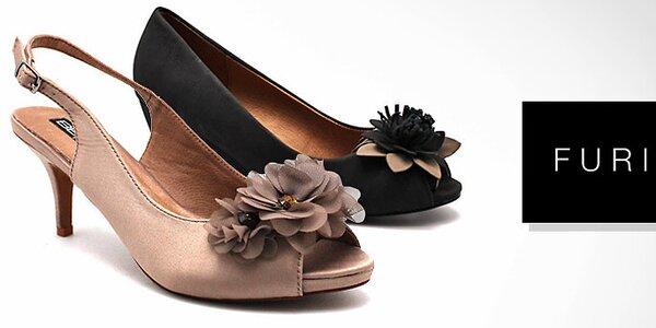 Španělská dámská obuv a doplňky Furiezza