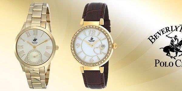 Dámské hodinky Beverly Hills Polo Club