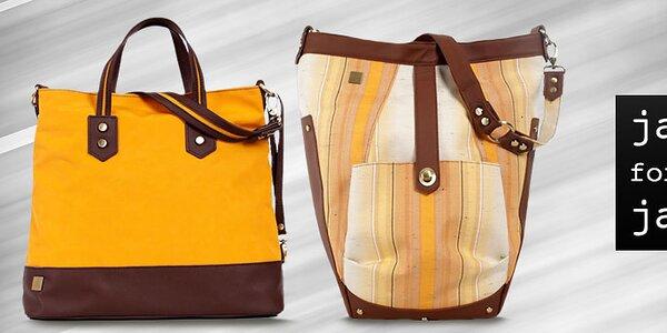 Originální ručně vyráběné kabelky Jahn for Jahn
