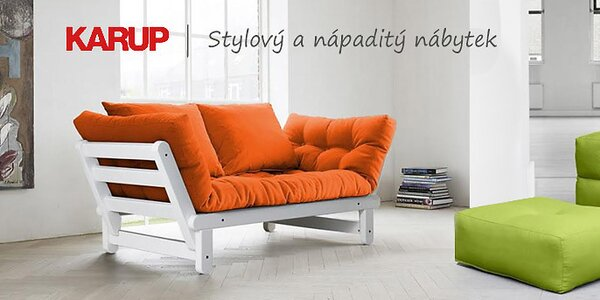 Stylový a nápaditý nábytek Karup