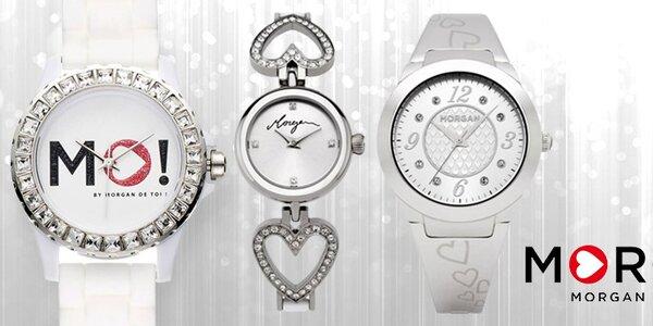 Stylové hodinky pro dámy Morgan de Toi
