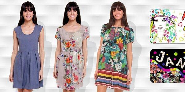 Pohodová barevná dámská móda Kool a Janis