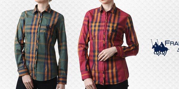 Frank Ferry - ležérní dámské košile