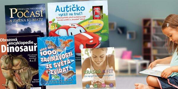 Knihy z nakladatelství Svojtka - nejen pro malé čtenáře