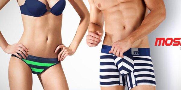 Pánské spodní prádlo Mosmann - luxusní a pohodlné