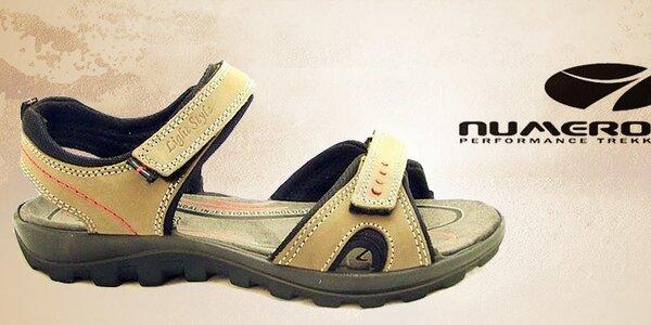 Pohodlné dámské letní outdoorové boty Numero Uno