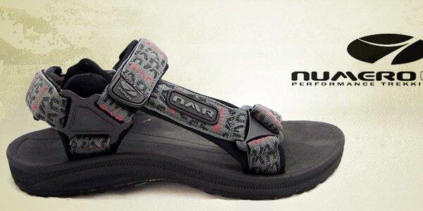 Pohodlné pánské outdoorové a letní boty Numero Uno