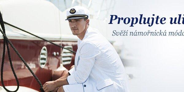 Móda pro opravdové námořníky - vše skladem!
