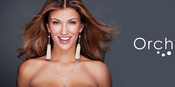 Luxusní dámské perlové šperky Orchira