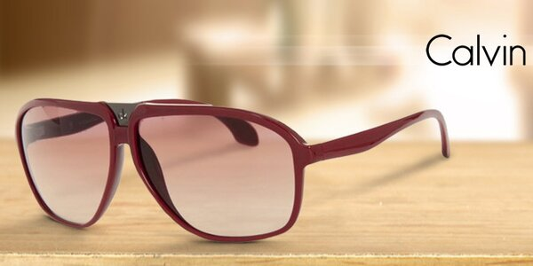 Stylové pánské sluneční brýle Calvin Klein