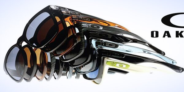 Sluneční brýle Oakley - americký styl a kvalita