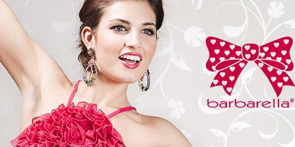 Svůdně ženské šaty a topy Barbarella
