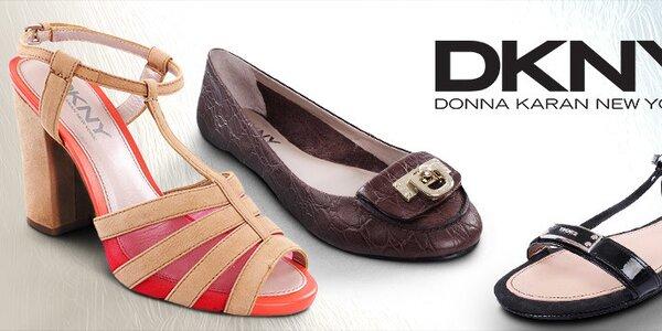Luxusní dámské sandálky, lodičky a baleríny DKNY
