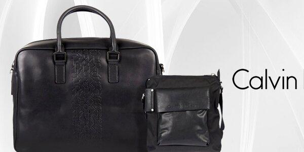 Calvin Klein - Pánské tašky pro každodenní nošení