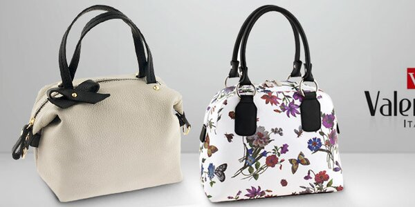 Kvalitní ručně šité kabelky z Itálie - Valentina Italy