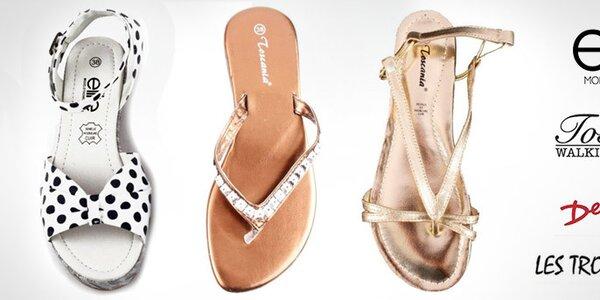 Stylové jarní i letní botky Elite Shoes již od 299,-