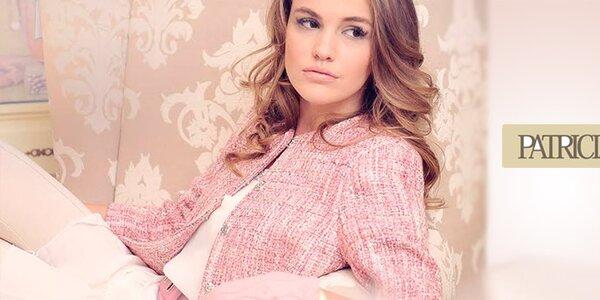 Patricia Rado - osobitá dámská móda plná barev a vzorů