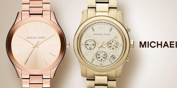 Luxusní designové hodinky Michael Kors