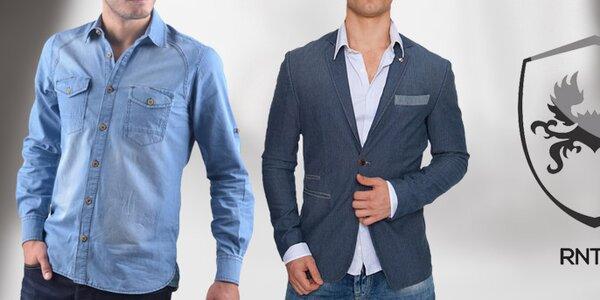 Luxusní casual móda pro náročné muže RNT23