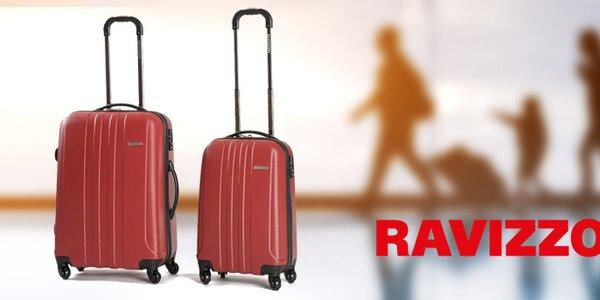 Kvalitní italské kufry a zavazadla Ravizzoni