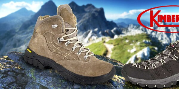 Kimberfeel - pánské outdoorové boty z Francie
