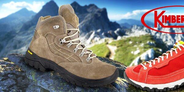 Kimberfeel - dámské outdoorové boty z Francie