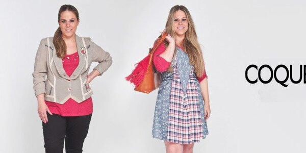 Coquette - španělská móda pro dámy plnějších tvarů