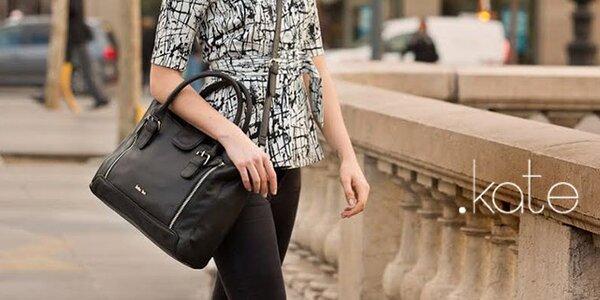 Luxusní francouzské dámské kabelky a peněženky Kate Lee