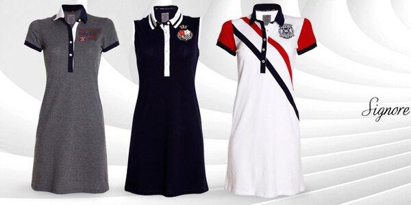 Sportovně-elegantní móda pro dámy Signore dei Mari