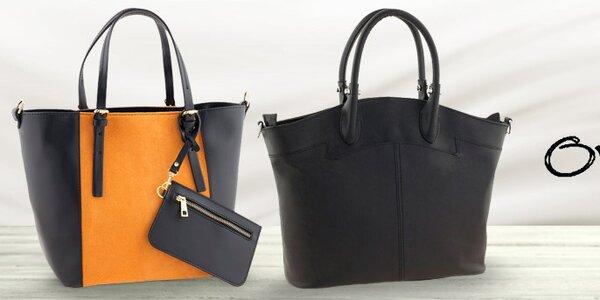 Italské kabelky Ore 10 - elegantní i originálně stylové