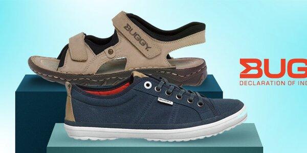 Pánské boty Buggy - kvalitní, stylové a pohodlné